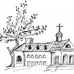 Kloster des Hl Hiob, München
